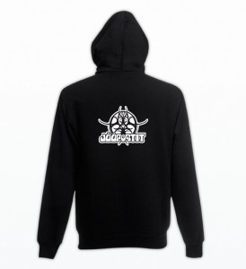 Jääportit Hooded Sweat Jacket - back